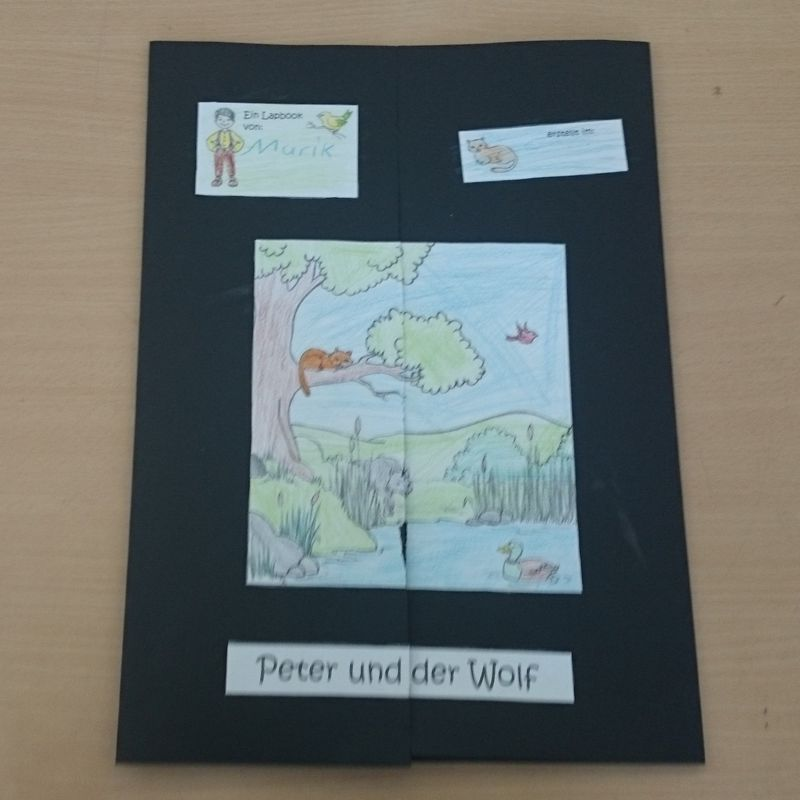 musik peter und der wolf